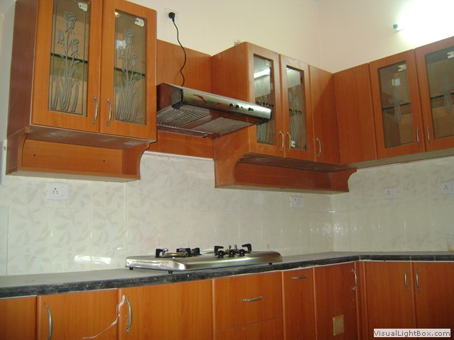 Straight line kitchen design kitchen wallpaper for Kitchen cabinet lines